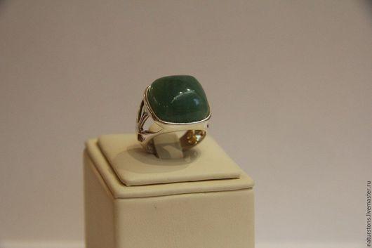 Кольца ручной работы. Ярмарка Мастеров - ручная работа. Купить кольцо с кварцем Изумрудная сказка. Handmade. Зеленый, уникальный дизайн