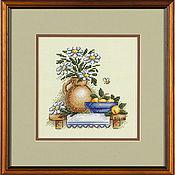 """Картины и панно ручной работы. Ярмарка Мастеров - ручная работа """"Ромашки"""". Handmade."""