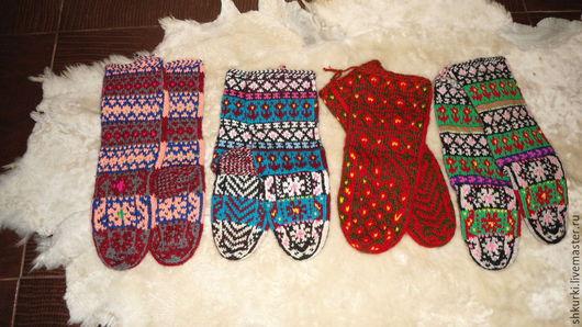 Носки, Чулки ручной работы. Ярмарка Мастеров - ручная работа. Купить Джурабы. Handmade. Джурабы, теплые носки, уют