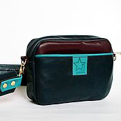 Сумки и аксессуары handmade. Livemaster - original item Waist bag. Handmade.