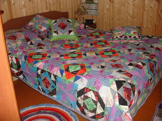 лоскутное одеяло, лучший декор для вашей комнаты.