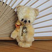 Куклы и игрушки ручной работы. Ярмарка Мастеров - ручная работа Медвежонок Медок. Handmade.