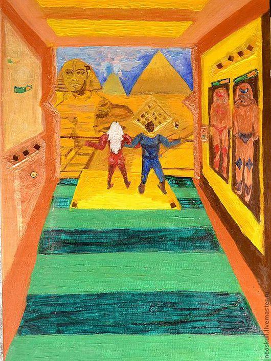 """Абстракция ручной работы. Ярмарка Мастеров - ручная работа. Купить Картина """"Мечты о прошлом"""". Handmade. Желтый, абстракция, стеклянные стразы"""