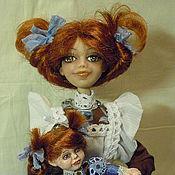 Куклы и игрушки ручной работы. Ярмарка Мастеров - ручная работа Натка-шоколадка. Handmade.