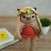 Куклы и игрушки handmade. Livemaster - original item Soft toys: Bunny. Handmade.