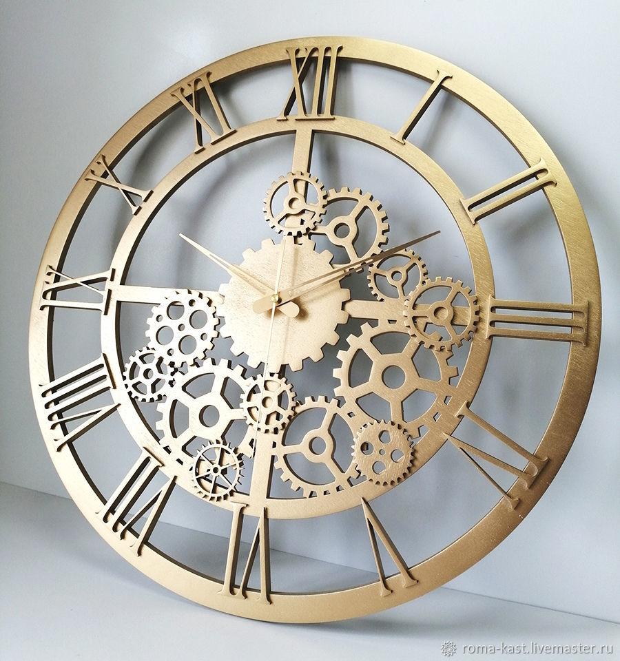 Настенные часы KUKI Rondo, Часы классические, Санкт-Петербург,  Фото №1