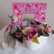 """Куклы и игрушки ручной работы. Ярмарка Мастеров - ручная работа Подарочная коллекция """"Окно в Париж"""". Handmade."""
