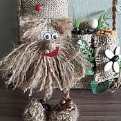 Для дома и интерьера handmade. Livemaster - original item Brownie Guardian.` Fedot-Keeper of the house.``. Handmade.