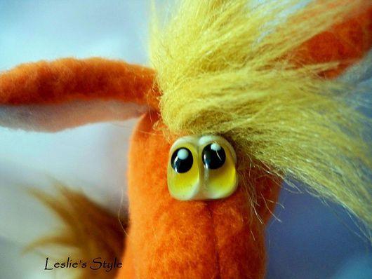 Куклы и игрушки ручной работы. Ярмарка Мастеров - ручная работа. Купить Глазки для игрушечных зверьков. Handmade. Авторский лэмпворк