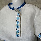Русский стиль handmade. Livemaster - original item Russian costume for a boy. Handmade.