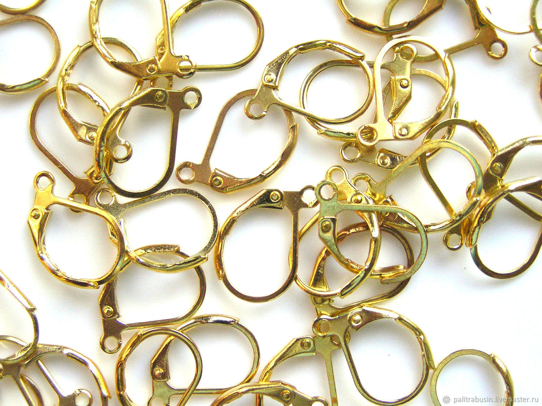 Basis for earrings earrings, Accessories4, Tyumen, Фото №1