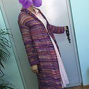 Одежда ручной работы. Ярмарка Мастеров - ручная работа Кардиган осенняя радуга. Handmade.