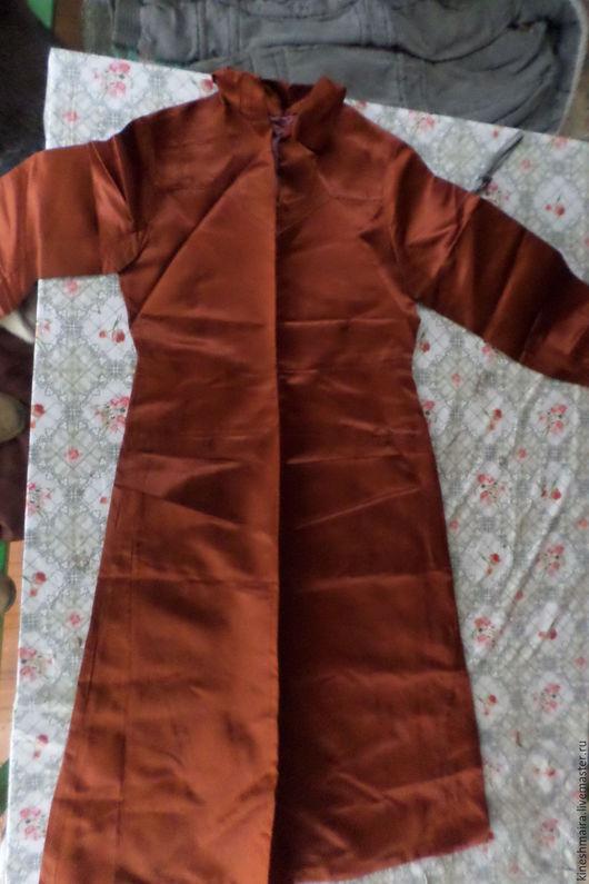 Одежда. Ярмарка Мастеров - ручная работа. Купить Старинное платье  красивое.. Handmade. Черный, старинный, ткань