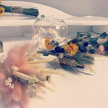 Цветы и флористика ручной работы. Ярмарка Мастеров - ручная работа Мини Букеты. Handmade.