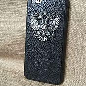 Чехол ручной работы. Ярмарка Мастеров - ручная работа Чехол - накладка «Арт-05» для телефонов: iPhone / Samsung. Handmade.