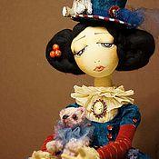 Куклы и игрушки ручной работы. Ярмарка Мастеров - ручная работа куколка Valeri / Валери. Handmade.