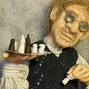 Куклы и пупсы ручной работы. Ярмарка Мастеров - ручная работа Шахматист. Handmade.