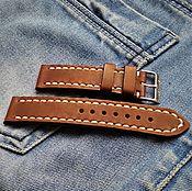 Украшения handmade. Livemaster - original item strap 20mm. Handmade.
