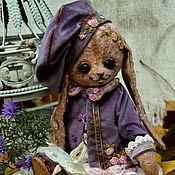 """Куклы и игрушки ручной работы. Ярмарка Мастеров - ручная работа Плюшевая зайка """"Черемушка"""". Handmade."""