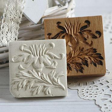 Для дома и интерьера ручной работы. Ярмарка Мастеров - ручная работа Форма для пряников лилия в подарок повару. Handmade.