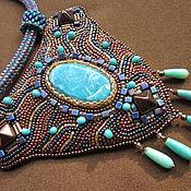 Украшения ручной работы. Ярмарка Мастеров - ручная работа Колье Belize. Handmade.