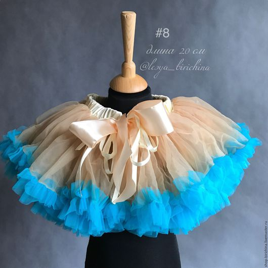 Одежда для девочек, ручной работы. Ярмарка Мастеров - ручная работа. Купить Юбочка американка для крошки ( pettiskirt ). Handmade.