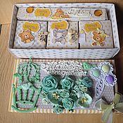 Подарки к праздникам ручной работы. Ярмарка Мастеров - ручная работа Мамины мини сокровища. Handmade.