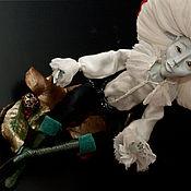"""Куклы и игрушки ручной работы. Ярмарка Мастеров - ручная работа Кукла """"Пикси-привратник"""". Handmade."""
