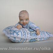 """Куклы и игрушки ручной работы. Ярмарка Мастеров - ручная работа Кукла """"Малыш Сашенька"""". Handmade."""