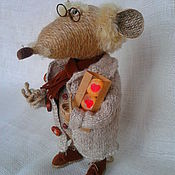 Куклы и игрушки handmade. Livemaster - original item Buns for tea .... Handmade.
