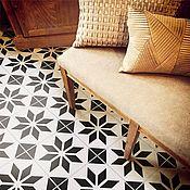 Дизайн и реклама ручной работы. Ярмарка Мастеров - ручная работа Цементная плитка. Handmade.
