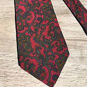 handmade. Livemaster - original item Vintage Kenzo tie, 100% silk, Italy. Handmade.