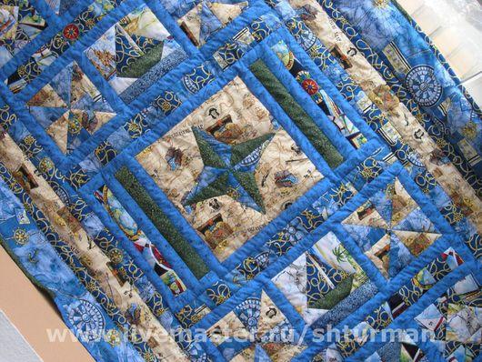 Фрагмент одеяла 1