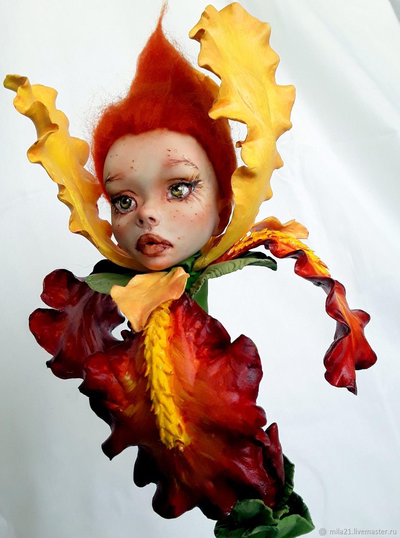 Авторская кукла Ирис, Куклы и пупсы, Волгоград,  Фото №1