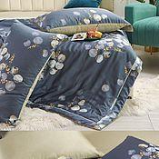 Для дома и интерьера handmade. Livemaster - original item Bed linen from the Tencel series blanket.... Handmade.