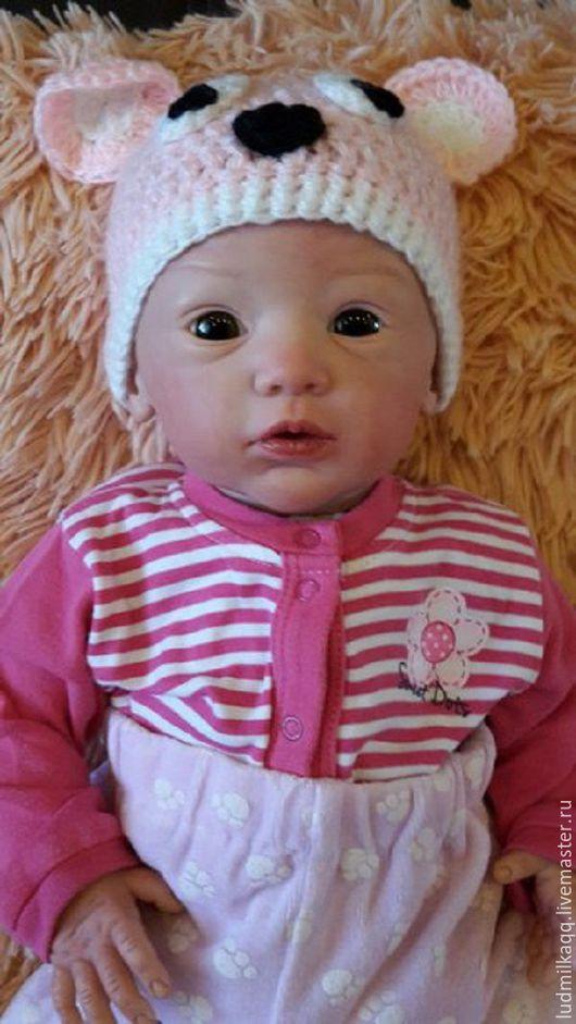 Куклы-младенцы и reborn ручной работы. Ярмарка Мастеров - ручная работа. Купить Малыш Maike. Handmade. Бежевый, реборн, молд