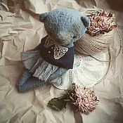 Куклы и игрушки ручной работы. Ярмарка Мастеров - ручная работа Миша-примитив. Handmade.