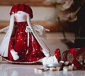 Куклы и игрушки ручной работы. Ярмарка Мастеров - ручная работа Интерьерная кукла девочка - ангел.. Handmade.