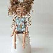 Шарнирная кукла ручной работы. Ярмарка Мастеров - ручная работа Шарнирная кукла: Богиня. Handmade.