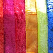 Материалы для творчества ручной работы. Ярмарка Мастеров - ручная работа набор винтажного плюша. Handmade.