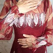 Одежда ручной работы. Ярмарка Мастеров - ручная работа Кофта женская Андалузия. Handmade.