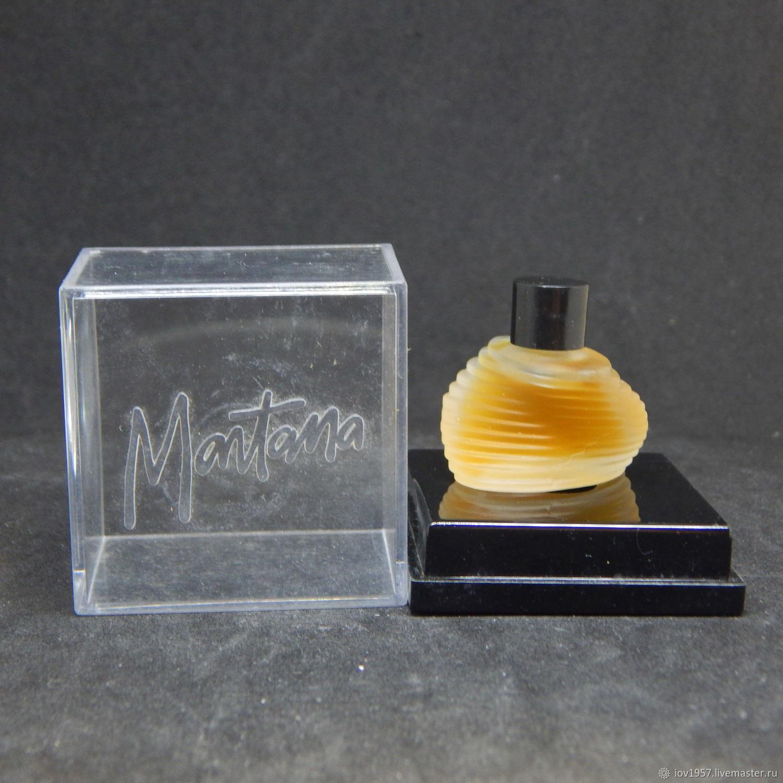 Винтаж: Montana Parfum De Peau духи – купить на Ярмарке Мастеров – L2C56RU | Духи винтажные, Москва