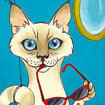 «Кошка Мю» (koshka-myu) - Ярмарка Мастеров - ручная работа, handmade