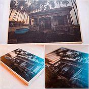 Картины и панно ручной работы. Ярмарка Мастеров - ручная работа Фото на деревянном планшете с подрамником. Handmade.