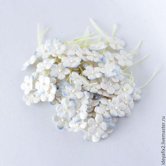 Цена указана за 10 шт. Диаметр цветочка - 1,2 см. Длина тычинки-стебелька - 2,7 см.