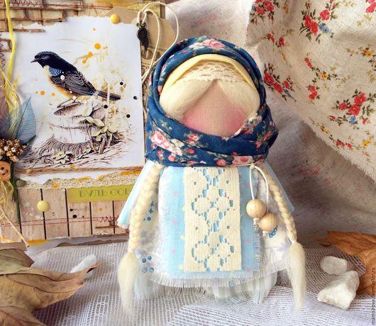 Народные куклы ручной работы. Ярмарка Мастеров - ручная работа. Купить Кукла-оберег Крупеничка. Handmade. Кукла, подарок, шерсть