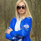 Одежда ручной работы. Ярмарка Мастеров - ручная работа Bleu claire.... Handmade.