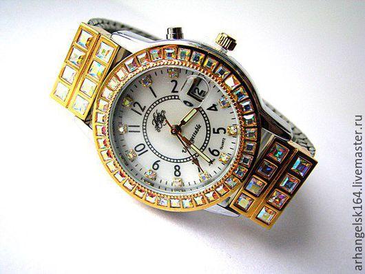 Винтажная одежда и аксессуары. Ярмарка Мастеров - ручная работа. Купить Часы женские наручные от Kirks Folly. Handmade. Часы наручные