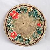 Посуда handmade. Livemaster - original item Dish