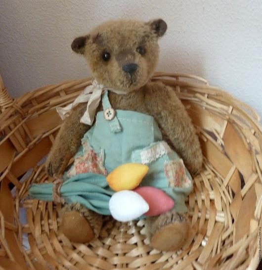 Мишки Тедди ручной работы. Ярмарка Мастеров - ручная работа. Купить Даниэль. Handmade. Коричневый